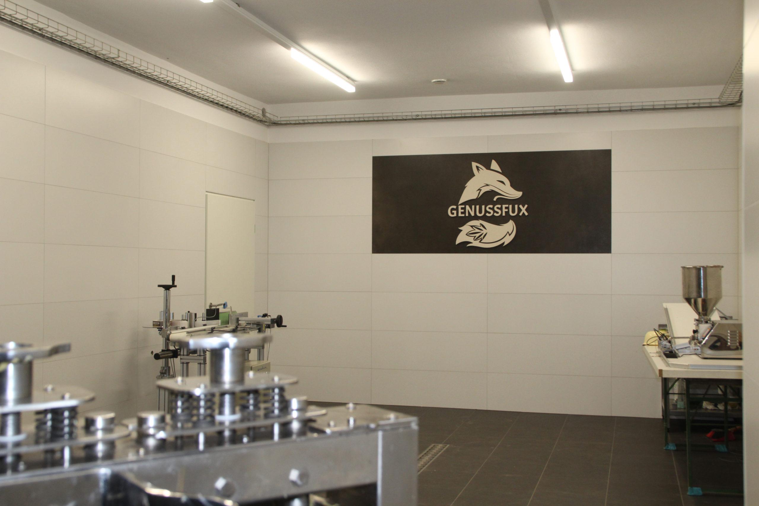 Unser neues Produktions- und Innovationszentrum